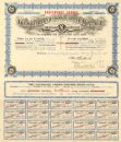 The Southern Cross Copper Mine Co Ltd. 5 Preference shares of £1 each, 1906